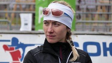 Ольга Мощенкова.