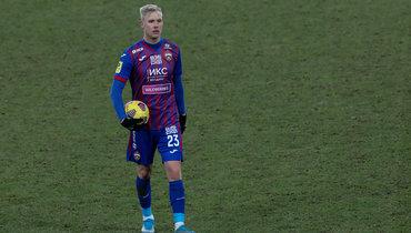 Защитник ЦСКА Магнуссон обжаловал решение суда поделу сего бывшим агентом