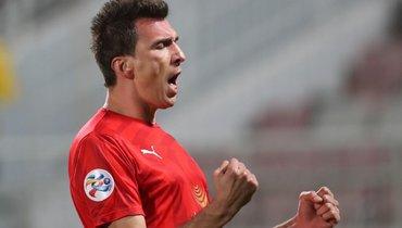 «Благодарен завозможность». Манджукич прокомментировал свой переход в «Милан»