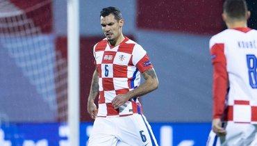 Ловрен оценил шансы Хорватии иРоссии вотборочной группе ЧМ-2022