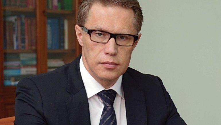 Михаил Мурашко. Фото zdrav.expert.