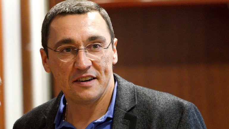 Олег Стрекалов, партнер иправая рука Николая Павлинова.