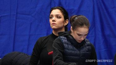 Олимпийский чемпион высказался о «сталкивании лбами» Загитовой иМедведевой
