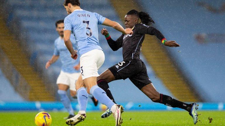 20января. «Манчестер Сити»— «Астон Вилла»— 2:0. Фото ФК «Астон Вилла».