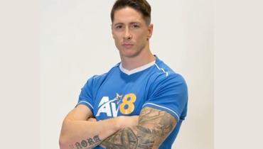 Фернандо Торрес после завершения карьеры накачался досостояния регбиста