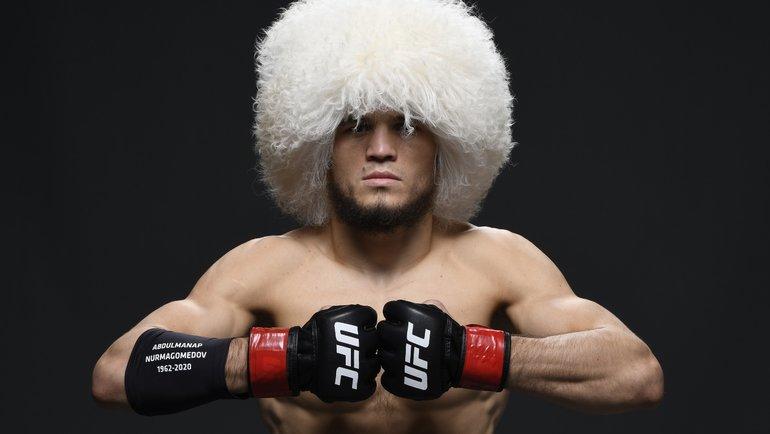 Умар Нурмагомедов. Фото UFC