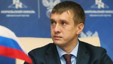Александр Алаев зарегистрирован кандидатом впрезиденты ФНЛ