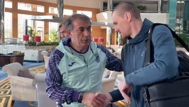 Олег Иванов присоединился к «Уфе»