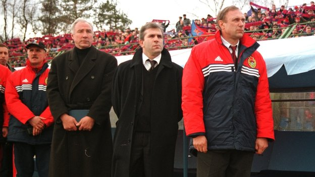 1999 год. Вячеслав Чанов, Авалу Шамханов, Олег Долматов. Фото Алексей Иванов