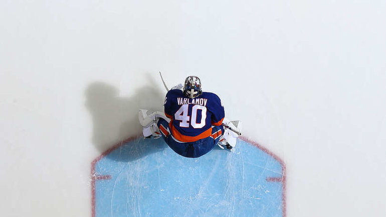 22 января. Семен Варламов. Фото nhl.com