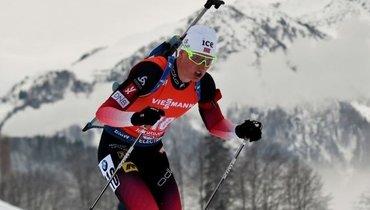 Норвежец Андерсен выиграл спринт наКубке IBU, Серохвостов— шестой