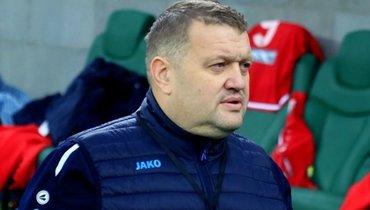 Спортивный директор «Тамбова»: «Готов повторить еще раз: мынеснимаемся счемпионата»