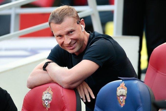 Алексей Березуцкий. Фото ПФК ЦСКА.