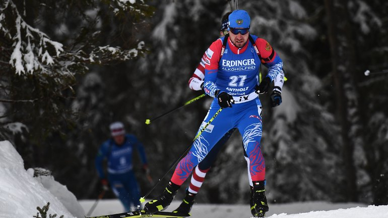 Александр Логинов. Фото AFP