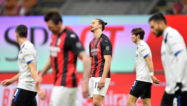 «Аталанта» уничтожила «Милан». Миранчук наполе непоявился