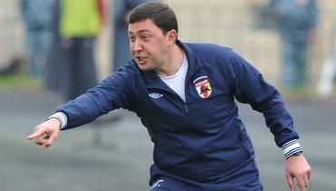 Владимир Газзаев возглавил клуб четвертого дивизиона Италии