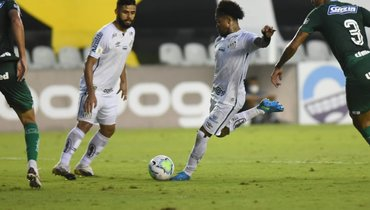 Шок для «Сантоса». Финалист Кубка Либертадорес получил четыре гола отаутсайдера