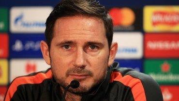 «Челси» объявил оботставке главного тренера Фрэнка Лэмпарда