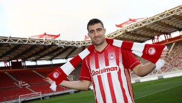 Папастатопулос перешел из «Арсенала» в «Олимпиакос»