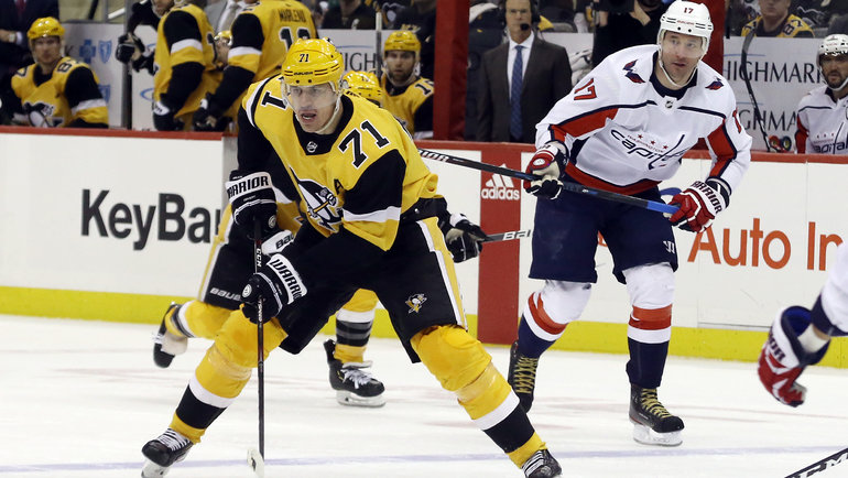 Евгений Малкин. Фото USA Today Sports