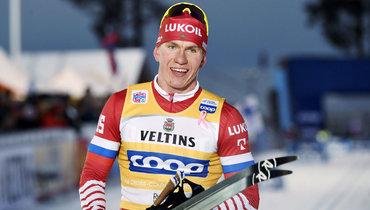 Большунов иВяльбе извинились перед финским лыжником Мяки