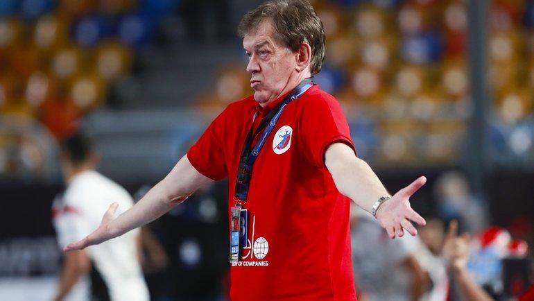 Велимир Петкович. Фото Дмитрий Христич / ФГР