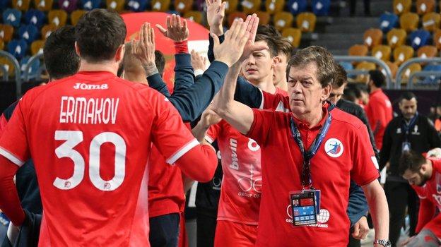 Велимир Петкович (справа). Фото Дмитрий Христич / ФГР