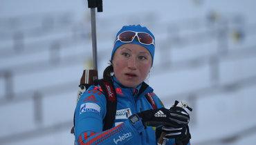 Ольга Подчуфарова.