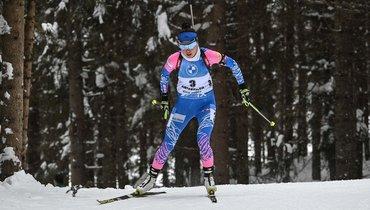 Куклина заняла третье место виндивидуальной гонке начемпионате Европы