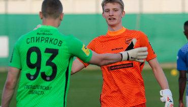 Евгений Спиряков (слева). Фото Изличного архива Евгения Спирякова