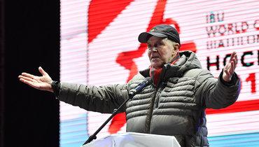Бывший глава IBU Бессеберг признался, что пользовался услугами российских проституток