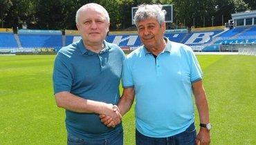 Луческу рассказал, что дважды хотел отказаться отпредложения возглавить киевское «Динамо»