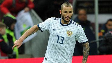 Защитник сборной России Кудряшов извинился перед Подольски. Онназвал немца лентяем