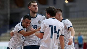 Россия победила Армению вотборочном матче чемпионата Европы 2022 года