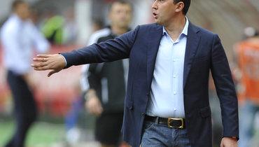 Владимир Газзаев— оназначении в «Сиену»: «Проект показался очень перспективным»