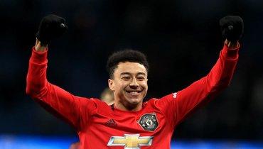 «Манчестер Юнайтед» отдал Лингарда варенду в «Вест Хэм»