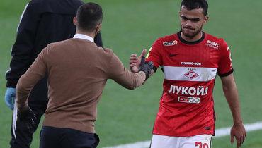 В «Спартаке» сообщили подробности травмы Урунова перед игрой с «Пахтакором»