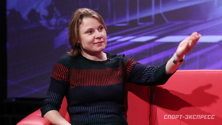 Анна Богалий. Фото Федор Успенский., «СЭ»