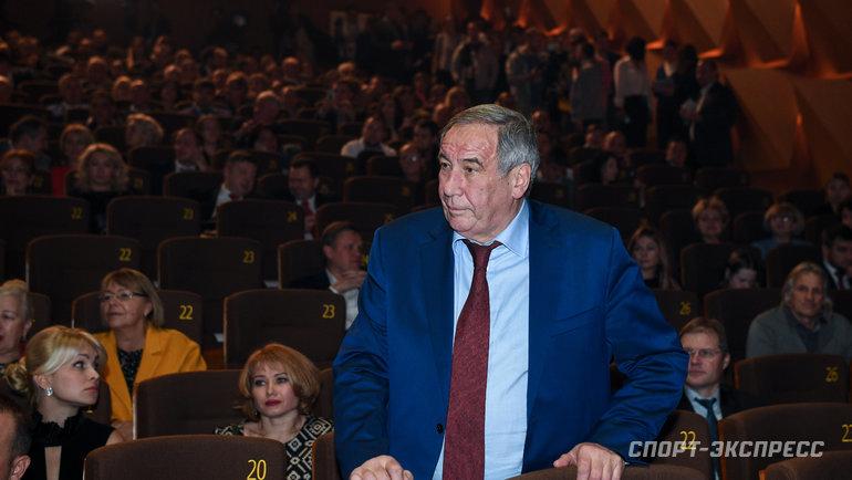 "Шамиль Тарпищев. Фото Дарья Исаева, ""СЭ"""