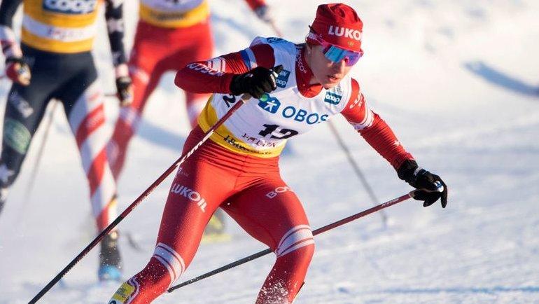 Яна Кирпиченко. Фото AFP