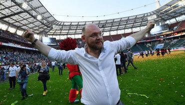 Геркус заключил мировое соглашение с «Локомотивом»