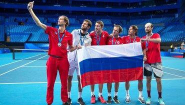 ATP Cup: расписание исостав участников командного турнира, матчи исоперники России
