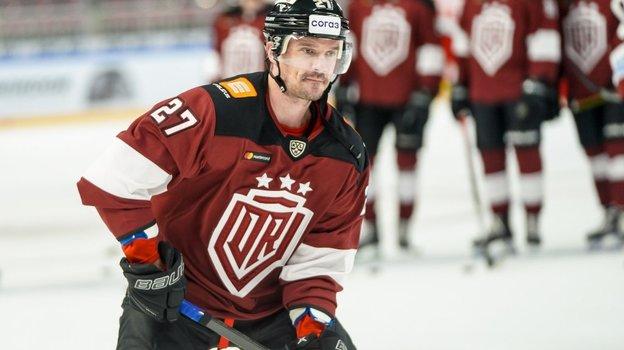 Денис Паршин. Фото photo.khl.ru