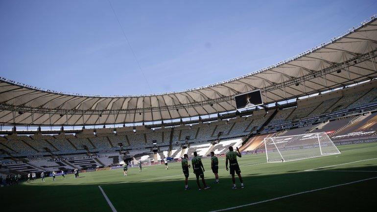 Рио-де-Жанейро. Стадион «Маракана». Фото AFP