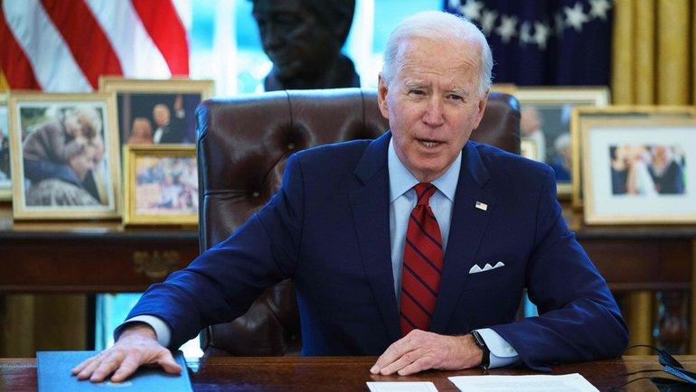 Джо Байден. Фото AFP