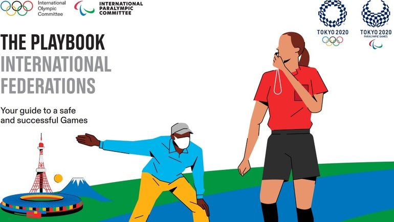 МОК опубликовал правила проведения Олимпийских игр вТокио. Фото www.olympic.org/