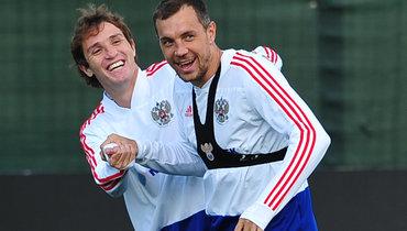 УЕФА назвал Дзюбу иМариу Фернандеса ключевыми игроками сборной России