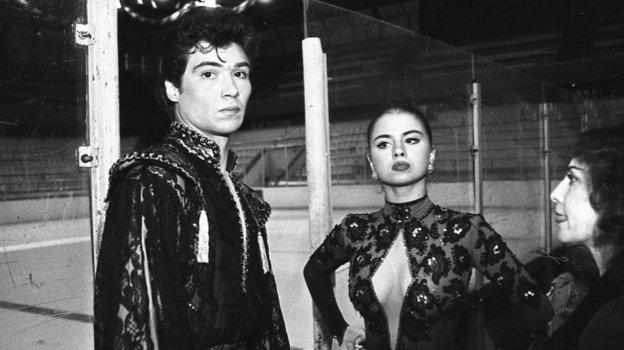 Владимир Федоров иАнна Семенович. Фото Дмитрий Солнцев