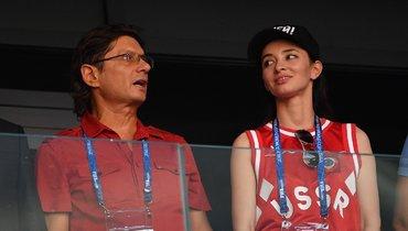 Быстров заявил, что Зарема Салихова может стать тренером «Спартака»