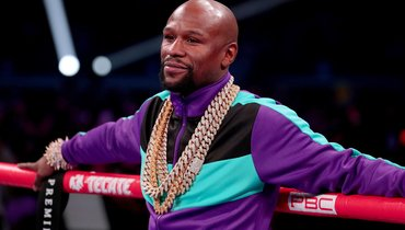 Мейвезер планирует провести бой срэпером 50 Cent